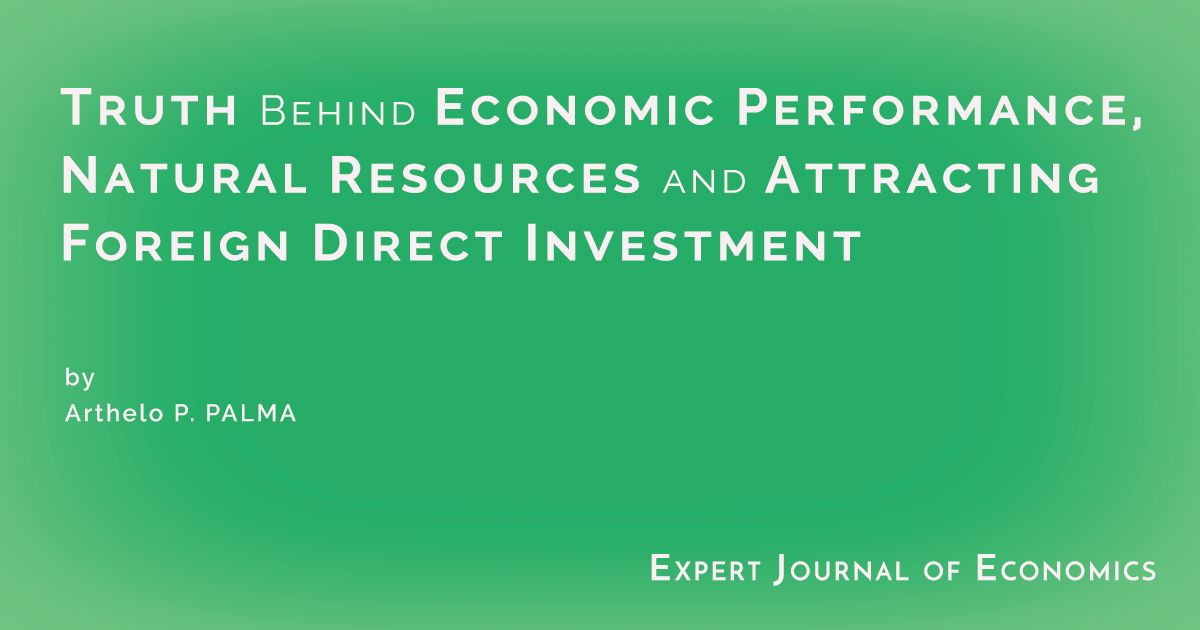 methods used to attract foreign direct investment The effects of foreign direct investments for host country's economy  is even  more difficult: there is no precise method of specifying counterfactual (ie what  would have happened if a  privatization as a major channel for attracting fdi.